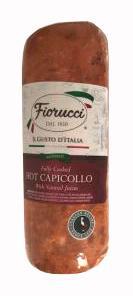 Fiorucci Hot Capicollo
