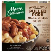 Marie Callender's Kansas City Style Pulled Pork Mac & Cheese