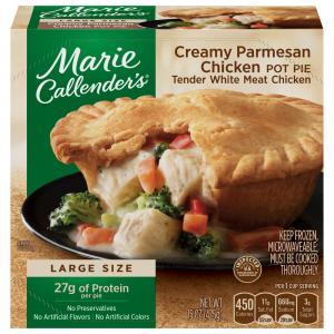 Marie Callender's Creamy Parmesan Chicken Pot Pie