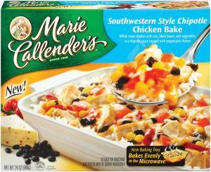 Marie Callender's Southwestern Style Chipotle Chicken Bake
