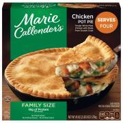 Marie Callender's Family Size Chicken Pot Pie