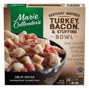 Marie Callender's Kentucky Inspired Turkey, Bacon,&