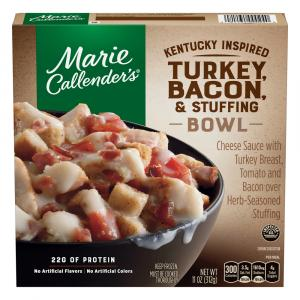 Marie Callender's Kentucky Inspired Turkey, Bacon,&