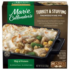 Marie Callender's Turkey and Stuffing Pot Pie