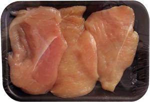 Boneless Skinless Chicken Breast with Rib Meat