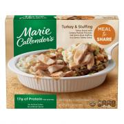 Marie Callender's Meal for Two Turkey & Stuffing