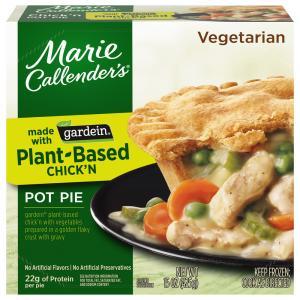Marie Callender's Chicken Pot Pie Garden Chicken