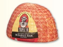 Triple M 1/2 Spiral Sliced Ham