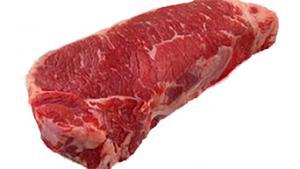 Beef Boneless Strip Steak Thin Sliced