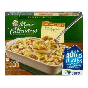 Marie Callender's Scalloped Potatoes & Ham In Swiss Sauce