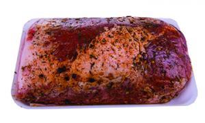 Seasoned All Natural Pork Boneless Chef's Prime Roast