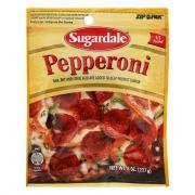 Sugardale Pepperoni