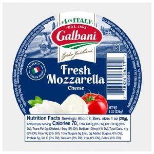 Galbani Fresh Mozzarella Cheese Ball