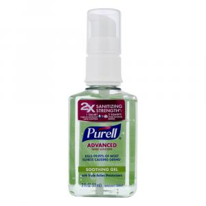 Purell Advanced Aloe Sanitizer Pump