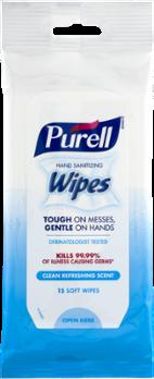 Purell Flowpack Wipes