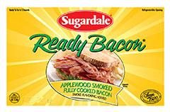 Sugardale Fully Cooked Ready Bacon