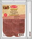 Sugardale Natural Uncured Hard Thick Sliced Salami
