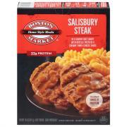 Boston Market Salisbury Steak