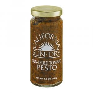 California Sun-Dried Tomato Pesto