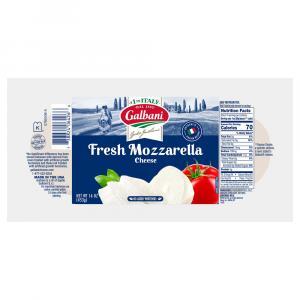 Galbani Fresh Mozzarella Cheese Log
