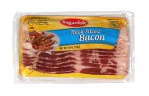 Sugardale Thick Sliced Bacon