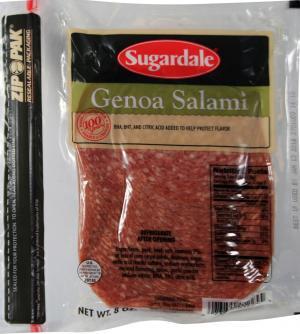 Sugardale Genoa Salami