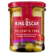 King Oscar Yellowfin Tuna in Extra Virgin Olive Oil