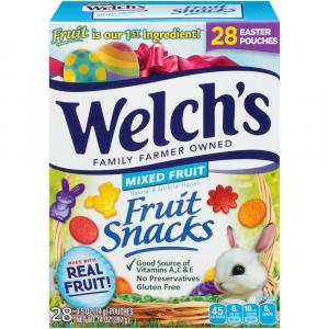 Welch's Easter Fruit Snack