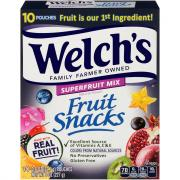 Welch's Superfruit Mix Snacks