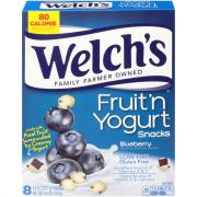 Welch's Fruit 'n Yogurt Blueberry Snacks