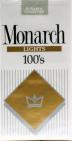 Monarch 100's Gold Box Cigarettes
