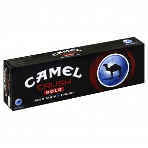 Camel Crush Bold Cigarettes
