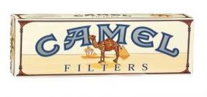 Camel Filter Kings Soft Pack Cigarettes