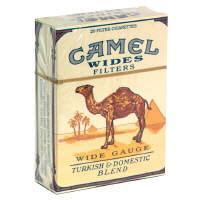 Camel Wide Filter Box Cigarettes