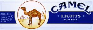 Camel Blue Box Cigarettes