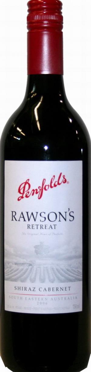 Penfolds Rawson's Retreat Shiraz Cabernet Sauvignon