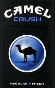 Camel Crush Box Cigarettes
