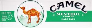 Camel Crush Menthol Silver Box