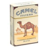 Camel Filter Kings Box Cigarettes