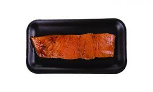 Grab & Go Bourbon Salmon Portion