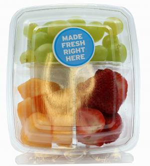 Green Grape, Strawberry & Cantaloupe Tri-Pack