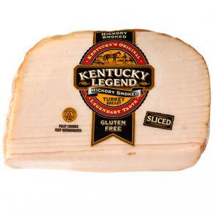 Kentucky Legend Hickory Smoked 1/4 Sliced Turkey