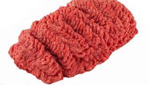 Hannaford 80% Fine Grind Beef Small