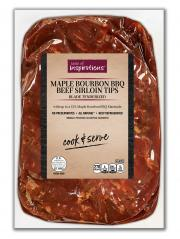 Taste of Inspiration Maple Bourbon BBQ Marinated Sirloin