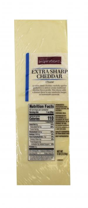 Taste of Inspirations Sharp Cheddar Cheese
