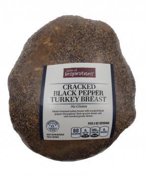 Taste of Inspirations Cracked Black Pepper Turkey Breast