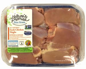 Nature's Promise Boneless Chicken Thigh