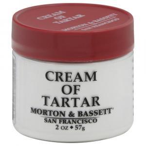 Morton & Bassett Cream Of Tartar