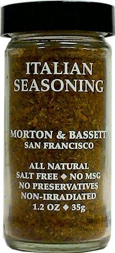 Morton & Bassett Italian Seasoning