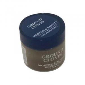 Morton & Bassett Ground Cloves